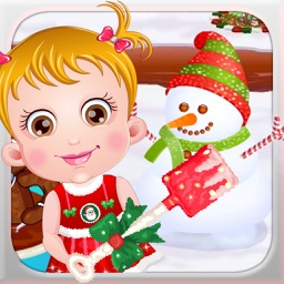 Baby Make Snowman - Holiday for Kids & Baby Game