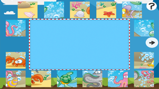 点击获取Ocean Puzzles - Under-water jigsaw puzzle game for children and parents with the world of fish