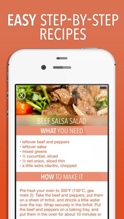 Paleo Meal Plan screenshot-3