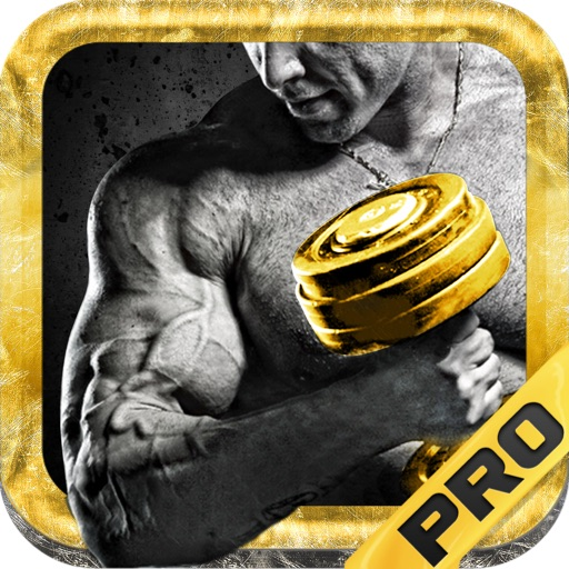 Arm Workout X PRO - Bicep Tricep Exercises For BodyBuilding icon
