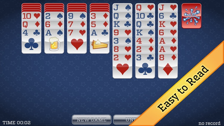 4th of July Solitaire screenshot-4