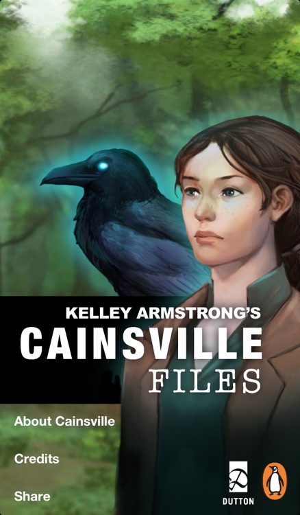 Kelley Armstrong's Cainsville Files