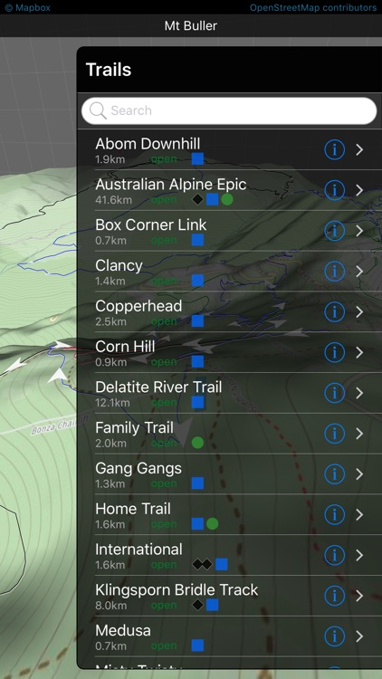 Roam MTB | 3D mountain bike trail maps screenshot-2