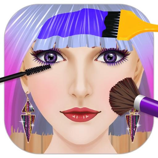 Celebrity Girls Salon  - beauty spa games