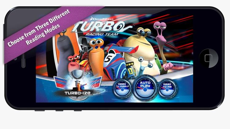 iStoryTime - Turbo Movie Storybook Deluxe screenshot-4