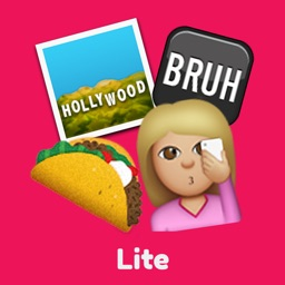 New Emojis - Extra Emoji Stickers Free! (Life in LA)