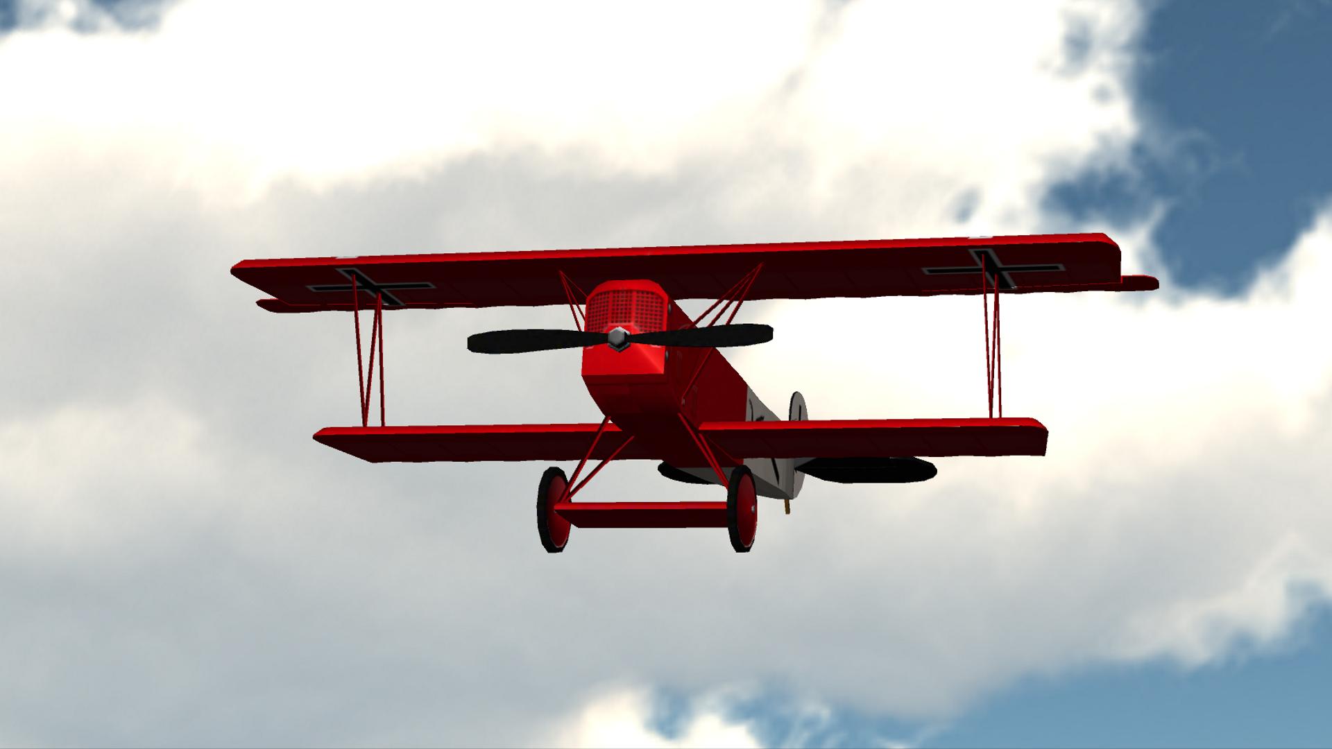 RC-AirSim - RC Model Airplane Flight Simulator screenshot 3