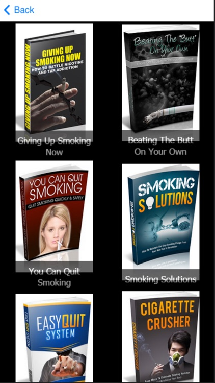 Quit Smoking Now - Self Help Tips To Stop Smoking