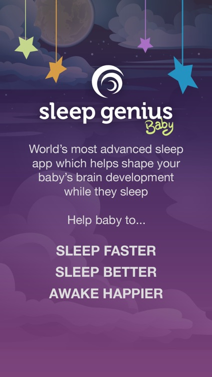 Sleep Genius Baby: Calming Nap and Sleeping Music for Babies