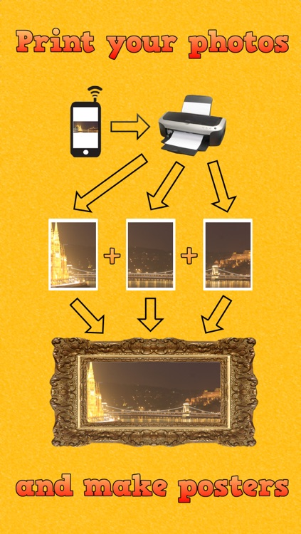 Photo Printer Pro - Print photos or panorama pictures directly from your iPhone or iPad app.