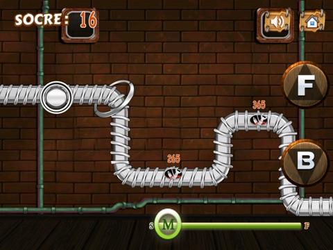 Screenshot #1 for Cool Plumber Bot - Amazing Robot Logic Game