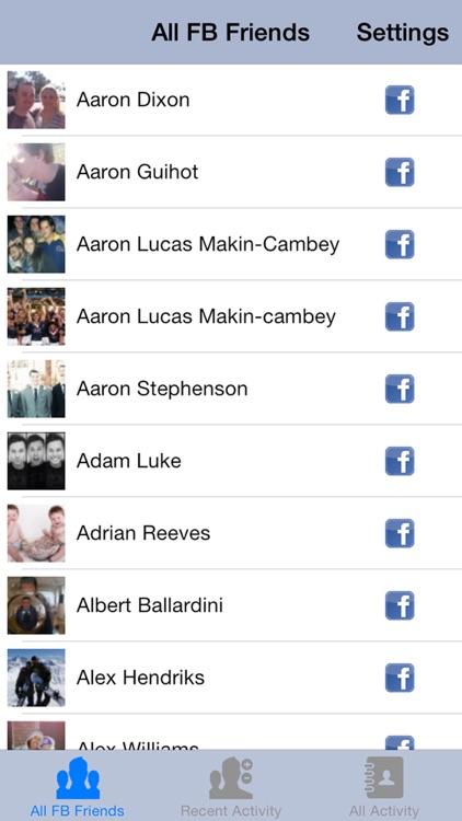 Who Unfriended Me - Facebook Friend Blocker & Deleted Social Media Edition FREE