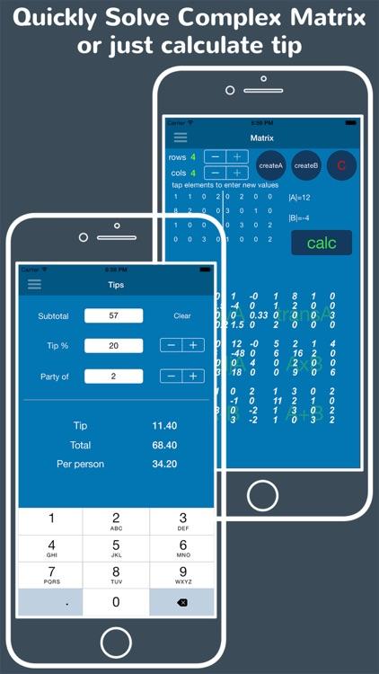 Calculators - All In One
