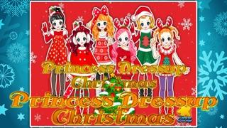 Princess Dressup-Christmas