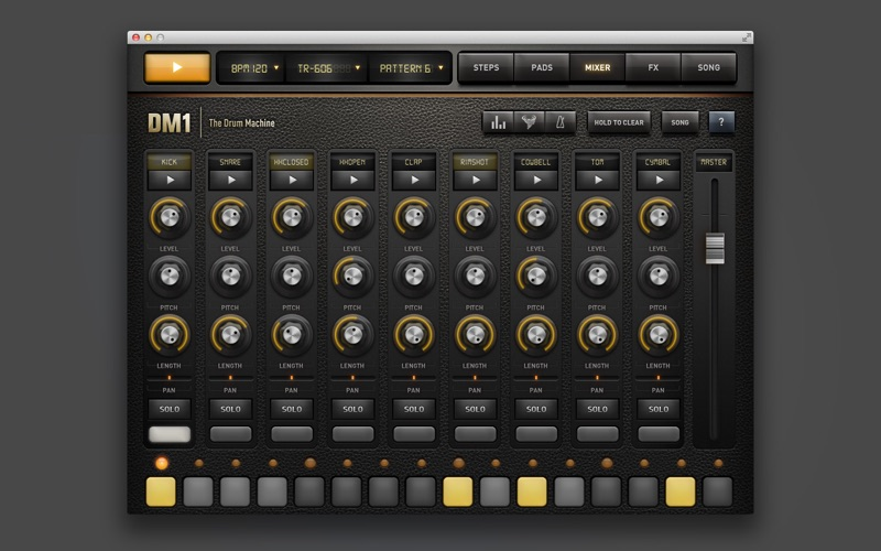 dm1 the drum machine on windows pc free download install guide. Black Bedroom Furniture Sets. Home Design Ideas