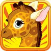 Baby Giraffe Little Zoo Run : Scary Animal Rescue