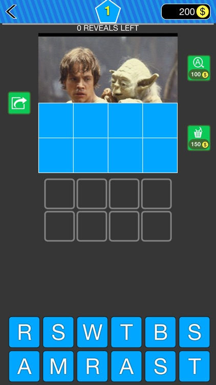 Guess the movie – Trivia Puzzle Game on Movies screenshot-3