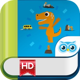 A Day in the Life of a Dinosaur - Another Great Children's Story Book by Pickatale HD