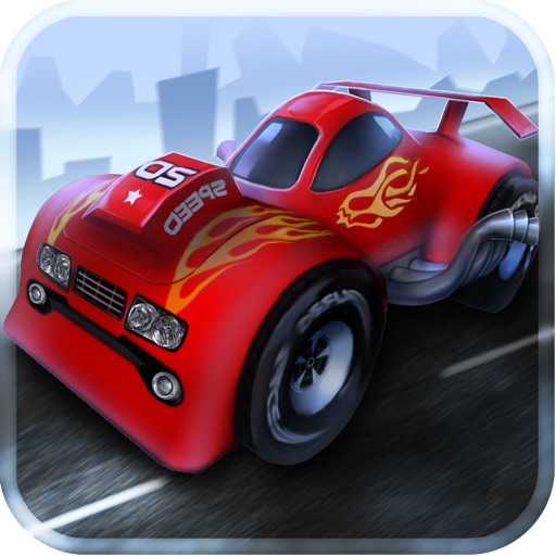 A Nitro 3D Car Racing Climb Game