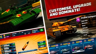 Screenshot #9 for Boom! Tanks