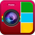 Magic Photo Collage FX - Picture Frame + Pic Stitch + Image Border for Instagram FREE - not affiliated with Photoshop in any way! icon