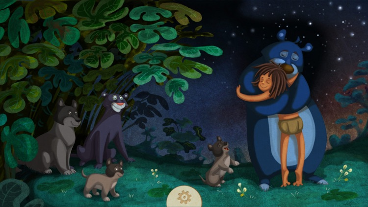 The Jungle Book - Story reading for Kids screenshot-4