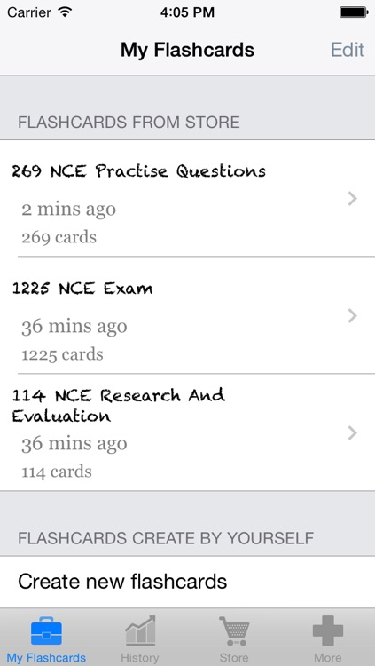 Preparing National Counselor Exam by Phuong Tran