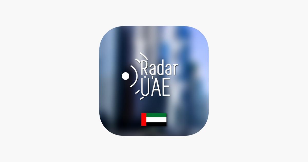 Radar UAE Speedcam