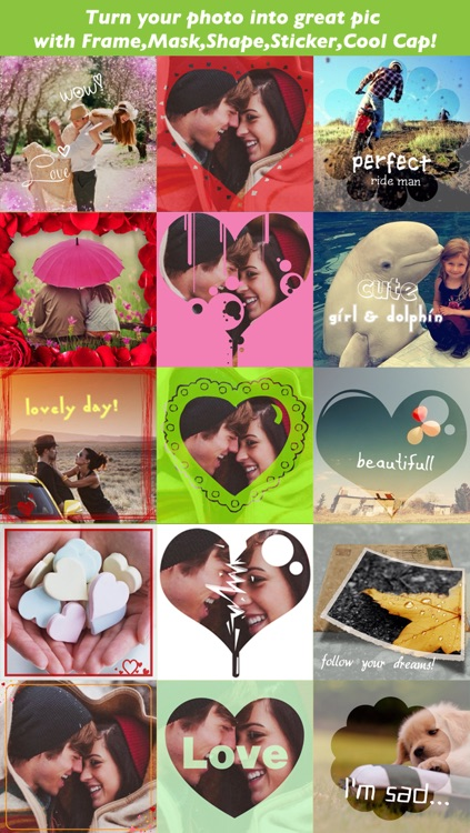 PicCam- Photo Editor & FX Editor & Frame Maker FREE