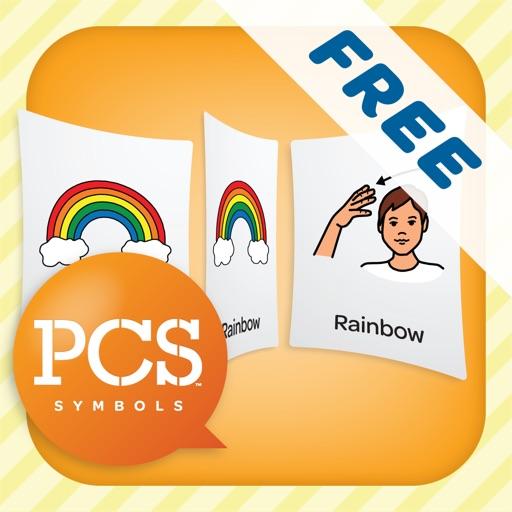 PCS™ Sign Language Flash Cards Free