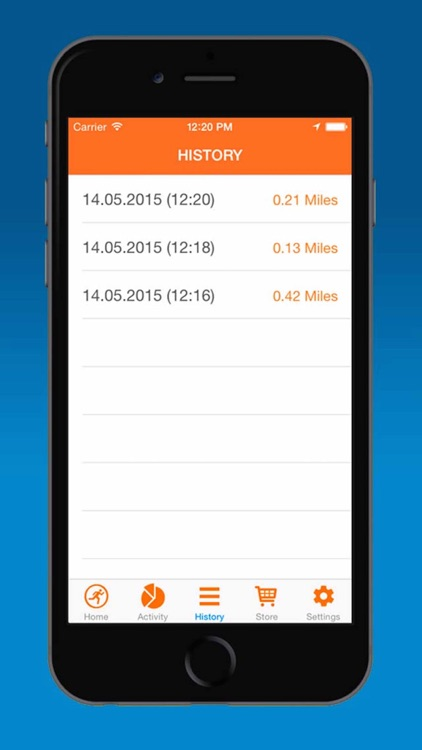Run Tracker: Best GPS Runner to Track Running Walk screenshot-3