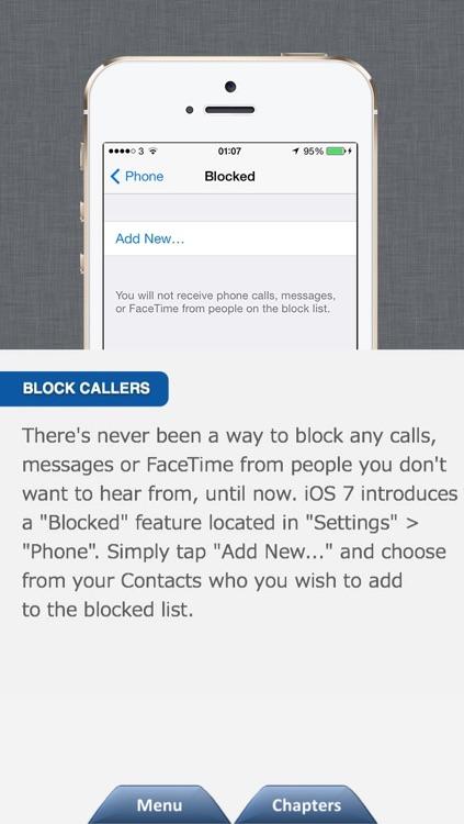 Secrets for iPhone - Tips & Tricks screenshot-3