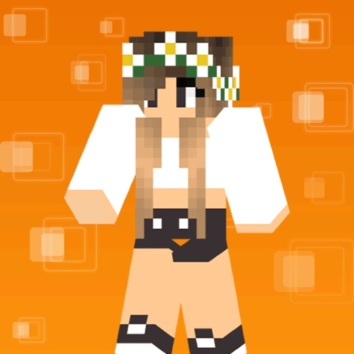 HD Girl Skins - Best Collection for Minecraft PE & PC by Shailesh Makadia