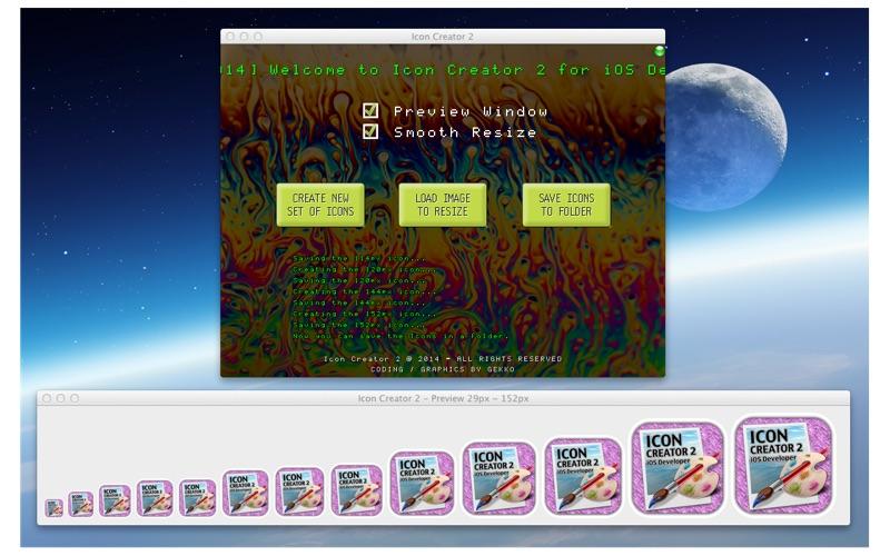 Icon Creator 2 screenshot 1