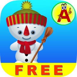 Preschool Christmas Phonics Learning Games Free