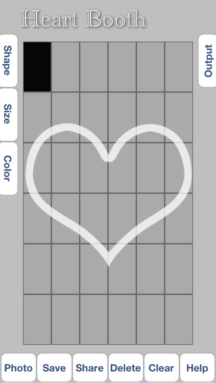 Heart Booth - FREE screenshot-1