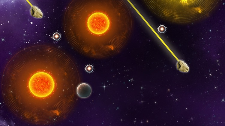 Space Leap : A hypnotic & soothing ambient experience to amaze! screenshot-3