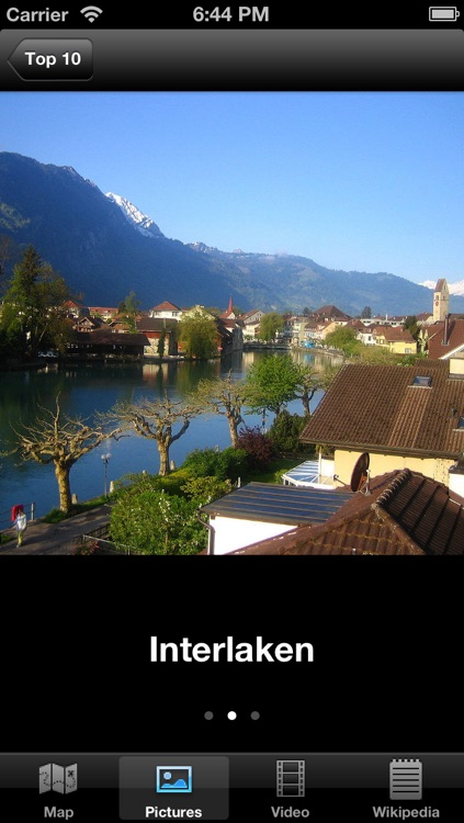 Switzerland : Top 10 Tourist Destinations - Travel Guide of Best Places to Visit screenshot-3
