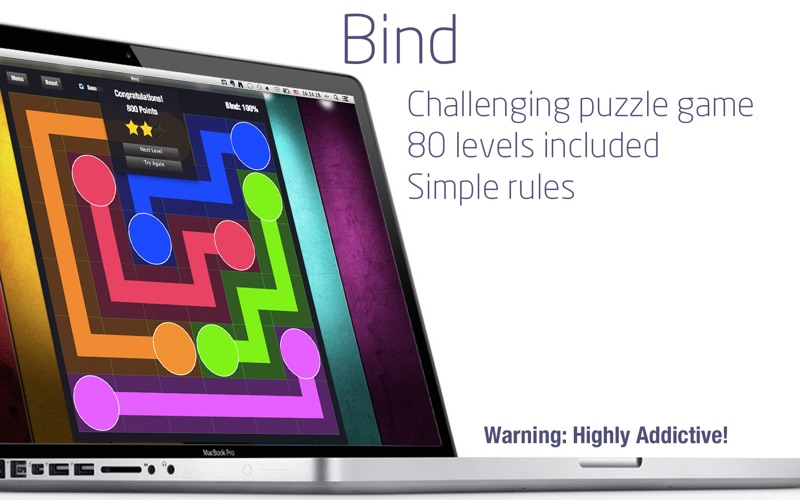 Bind: Brain teaser puzzle game på PC