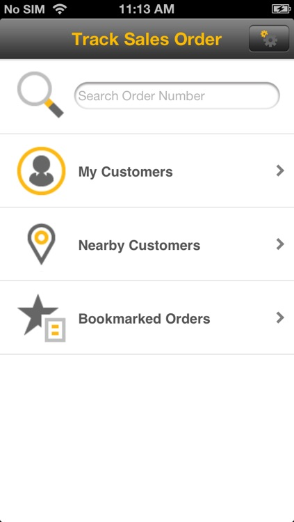 SAP ERP Order Status screenshot-0