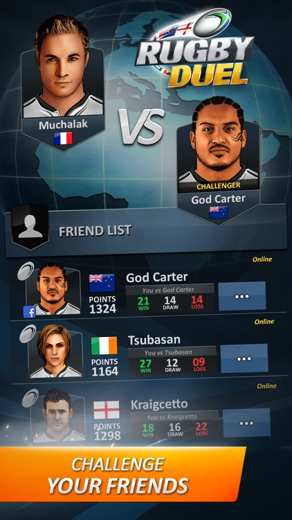 Rugby Duel screenshot-3