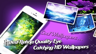 Cool & Retina Backgrounds Скриншоты3