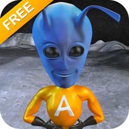Alix the talking Alien