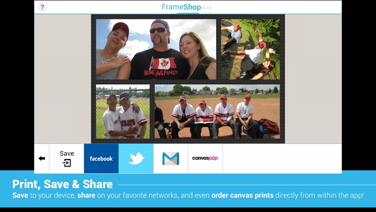 FrameShop - Photo Frame Editor HD screenshot-4