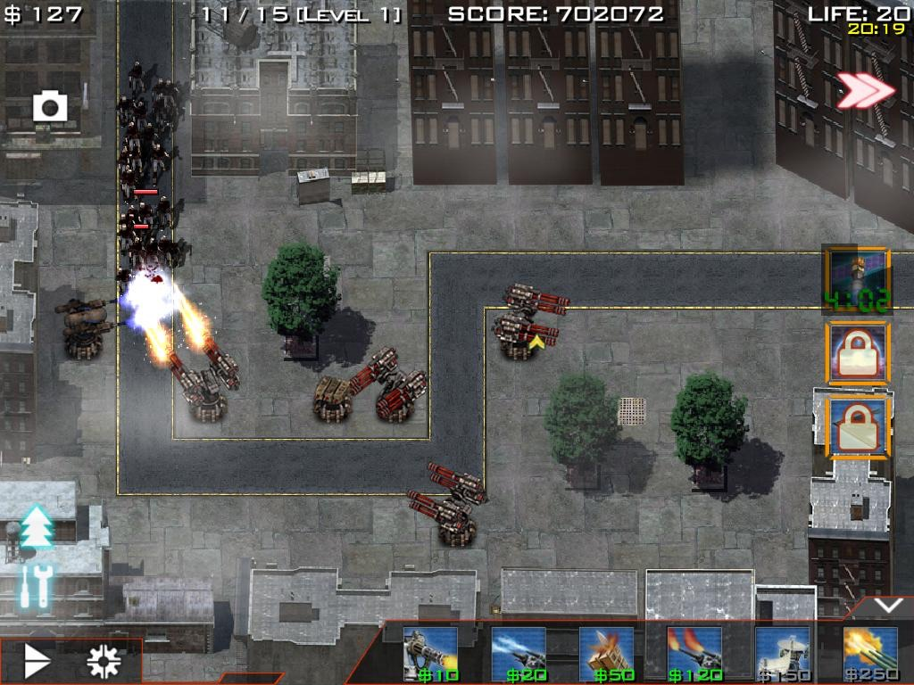Global Defense: Zombie World War - Online Game Hack and