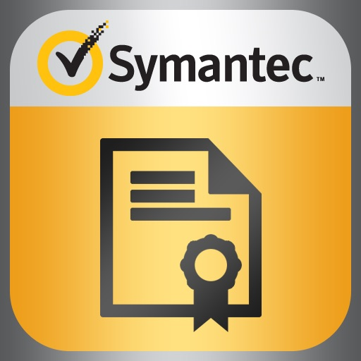Symantec Certificate Intelligence Center for Mobile