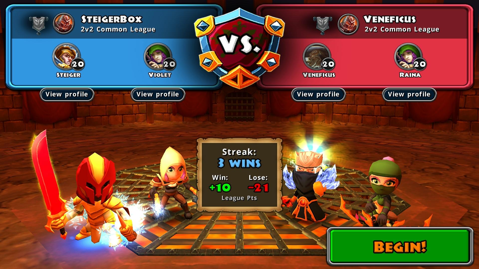 Dungeon Quest screenshot 12