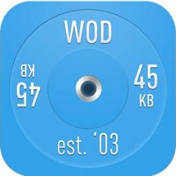 Pick My WOD- random WOD generator