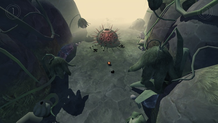 Globosome: Path of the Swarm screenshot-3