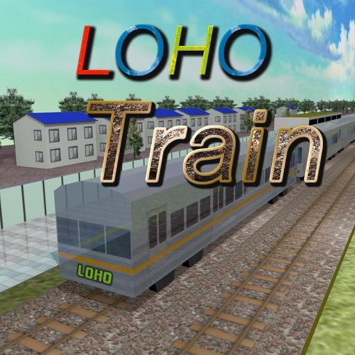 LOHO Train iOS App